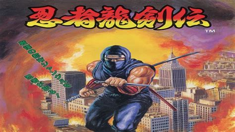 Ninja Gaiden Arcade Youtube