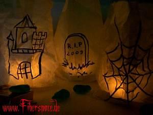 Basteltipps Für Halloween : bastel ideen halloween deko g nstig selber machen ~ Lizthompson.info Haus und Dekorationen