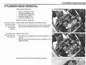 Service Manual    2009 - 2012 Honda Crf450r