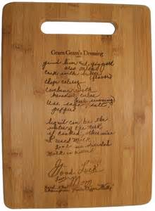 cutting boards personalized housewarming gift ideas