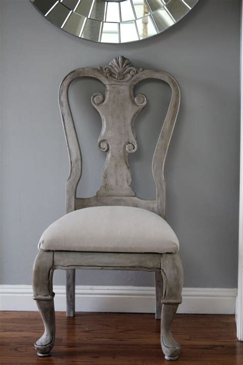 Best 25  Chalk paint chairs ideas on Pinterest   Paint
