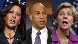 NBC: Harris, Booker And Warren To Announce 2020 Bids Next Month…
