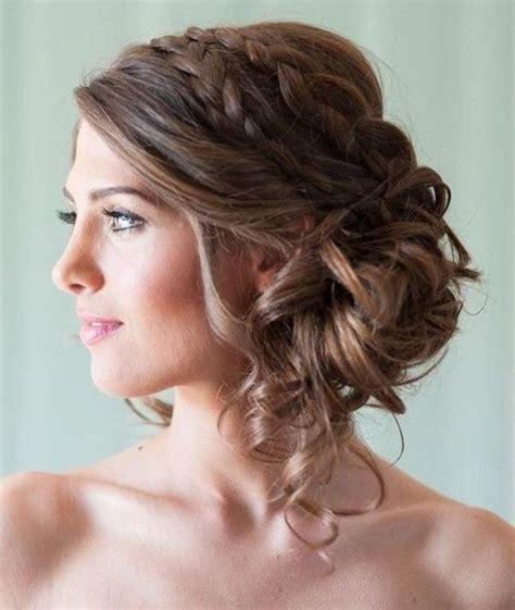 hair side bun styles bridal hairstyles low side bun hairstyles 8388