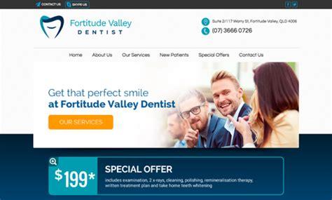marketing websites our best dental website designs smile marketing