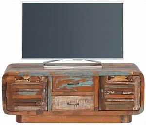 Tv Board 120 Cm : home affaire lowboard rajesh breite 120 cm otto ~ Frokenaadalensverden.com Haus und Dekorationen