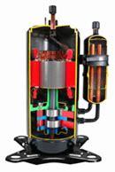 panasonic rotary compressors