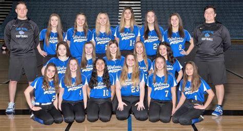 timberline high school girls junior varsity softball spring