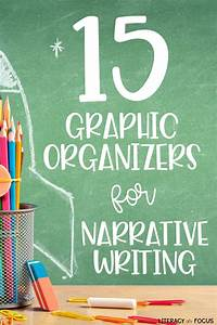 15 Graphic Organizers For Narrative Writing  With Images