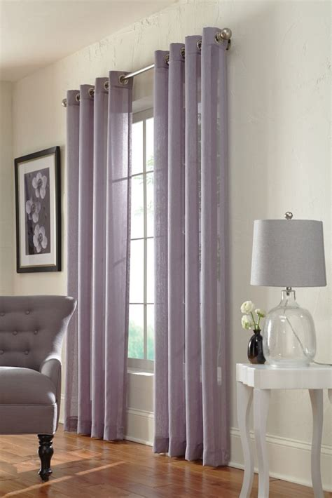 home decorators collection home depot canada home decorators collection grommet grey 52 x 108 the