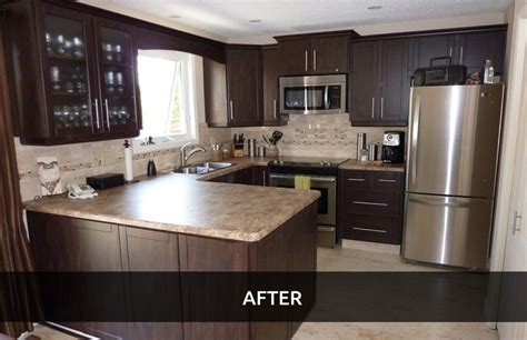cabinet refacing saves money  kitchen renovations