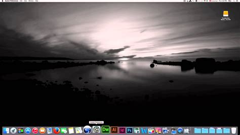 How To Change Background On Macbook Air How To Set A Picture As Desktop Wallpaper On Mac