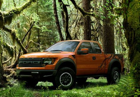Dfsk Supercab Wallpaper by Ford F 150 Svt Raptor Supercab 2011 12 Wallpapers