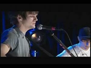 Thunder Acoustic AOL Version Boys Like Girls - YouTube