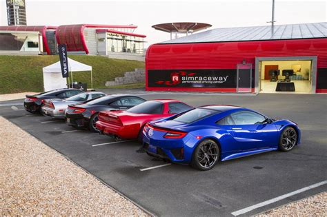 Nsx Curb Weight by 2016 Acura Nsx Review Top Speed