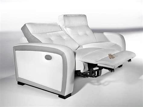 canape electrique fauteuil relax cuir