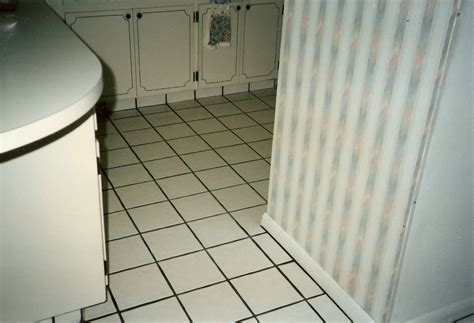 clean kitchen tile grout how to clean the kitchen floor grout flooring ideas and 5444