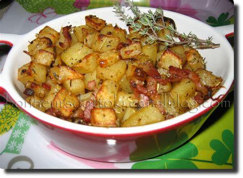 ottoki pommes de terre paysannes en mini cocottes