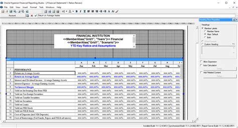 farewell financial reporting studio desktop standard
