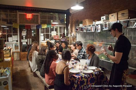 Bed Stuy Fresh And Local by A Togolese Dinner After Hours In A Bed Stuy Bodega Through