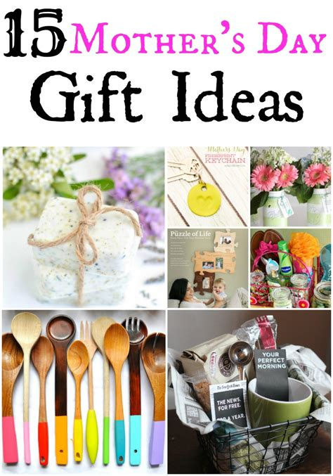 s day gift ideas 15 mother s day gift ideas