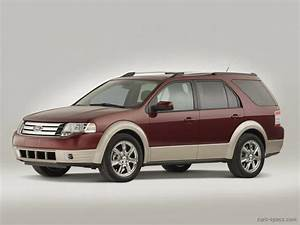 2009 Ford Taurus X Wagon Specifications  Pictures  Prices