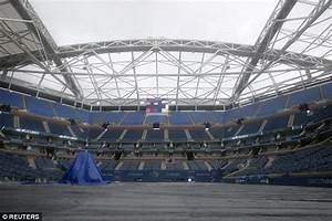Rain forces both women's semi-finals at US Open to be ...
