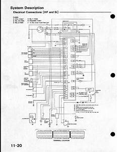 Wiring Diagram Honda P28  Honda  Auto Parts Catalog And