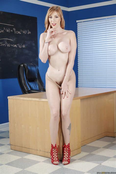 Redhead Professor Got Fucked Hard In The Classroom Photos