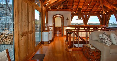 langan design partners newport boat house