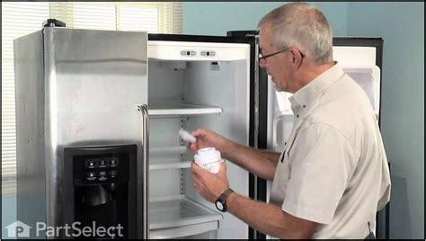 ge profile refrigerator water filter design innovation