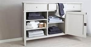 Meuble Rangement Salle De Bain : grand meuble de rangement salle de bain ~ Edinachiropracticcenter.com Idées de Décoration