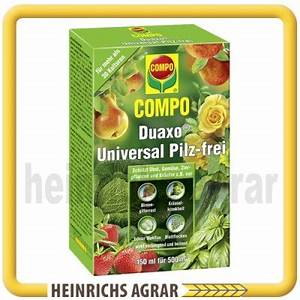 Mittel Gegen Kräuselkrankheit : compo 150 ml duaxo universal pilz frei 30015 ~ Lizthompson.info Haus und Dekorationen