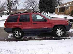 Purchase Used 2004 04 Jeep Grand Cherokee Laredo Red Suv