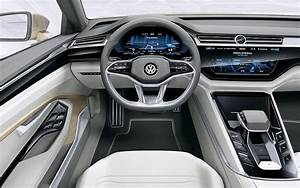 Volkswagen 20192020 Volkswagen Touareg Coupe Interior Dashboard  Brief Review and Price 2019
