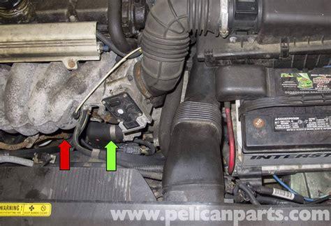 volvo  oil pressure sensor replacement