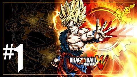 dragon ball xenoverse playthrough  fr youtube