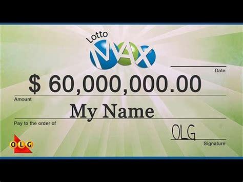 win lotto max powerful lotto winning affirmation