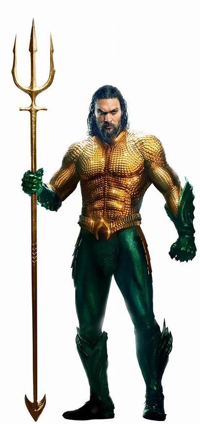 Aquaman Transparent Dc Trident Background Universe Extended