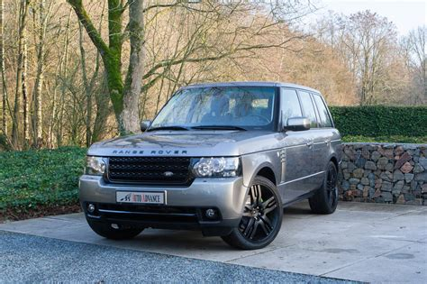 land rover range rover tdv vogue stealth pack auto advance