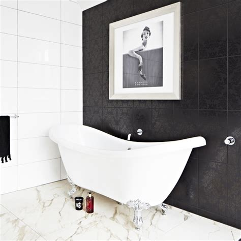 bathroom wall tile ideas for small bathrooms black and white bathroom designs ideal home