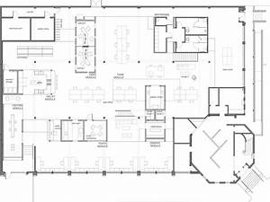 Architectural, Floor, Plans, With, Dimensions, Architectural, Office, Floor, Plan, Architect, Floor, Plan