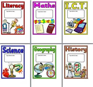 Free Printable Classroom Book Labels