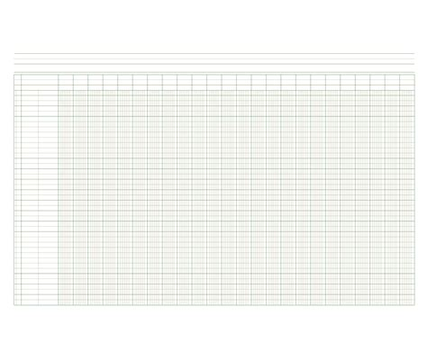 ledger paper template
