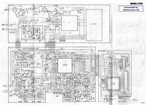 Standard C160 Service Manual Download  Schematics  Eeprom