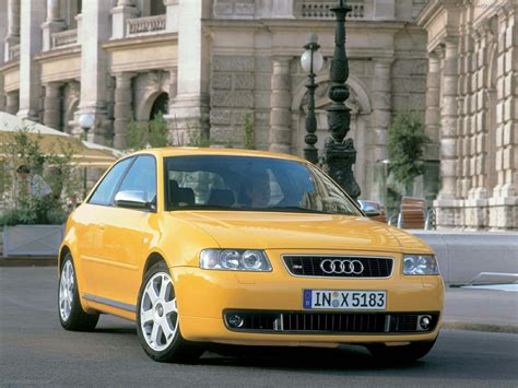 Audi S3 1999 Exotic Car Pictures 012 Of 26 Diesel Station