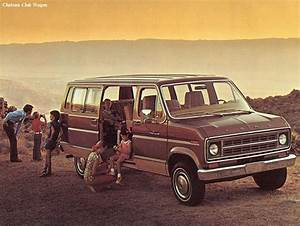 1976 Ford Chateau Club Wagon