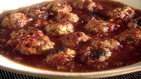 turkey meatballs recipes food network uk