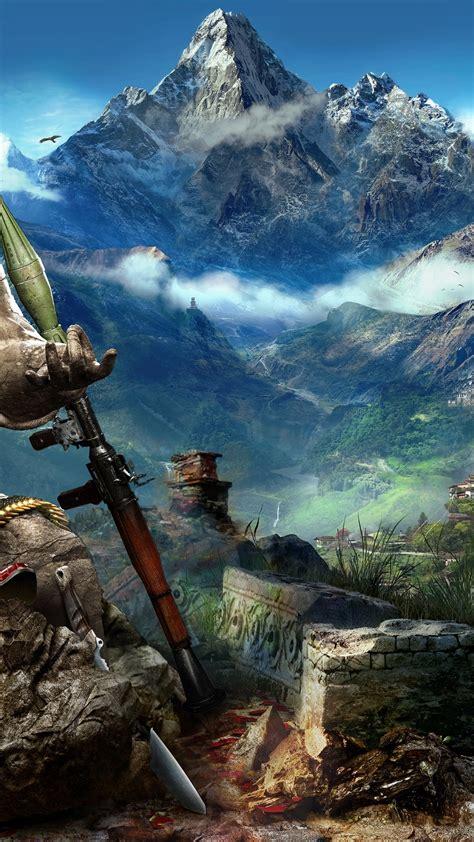 Far Cry 4 4k Ultra Hd Wallpaper 4kwallpapernet