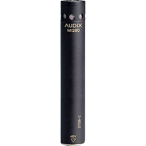 Audix Miniature Condenser Microphone With Cable