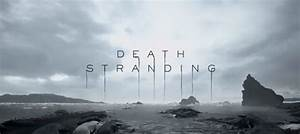 Death Stranding Just Push Start